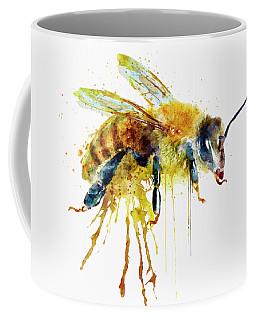 Watercolor Bee Coffee Mug