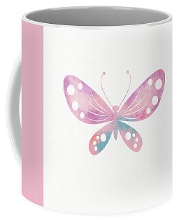 Watercolor Butterfly 1- Art By Linda Woods Coffee Mug