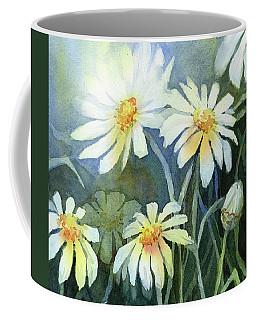 Daisies Flowers  Coffee Mug