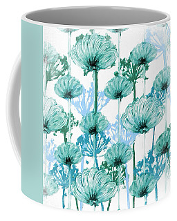 Watercolor Dandelions Coffee Mug