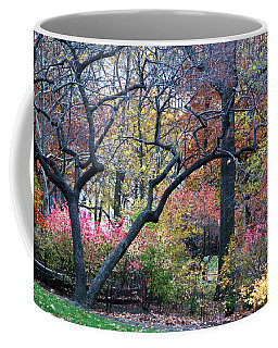 Watercolor Forest Coffee Mug