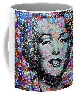 Watercolor Marilyn Coffee Mug