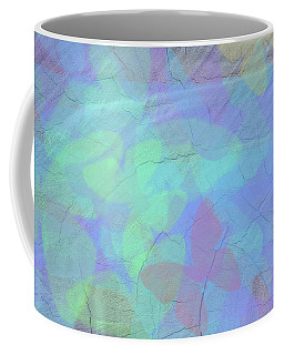 Watercolor Nature On Wood Coffee Mug