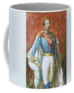 Watercolor Painting General On Paper #161230 Coffee Mug by Hongtao Huang