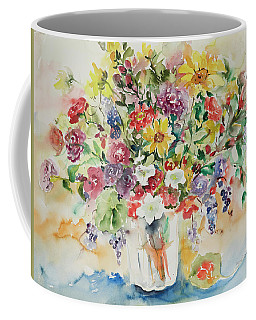 Watercolor Series 33 Coffee Mug