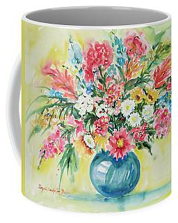 Watercolor Series 58 Coffee Mug