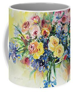 Watercolor Series 62 Coffee Mug