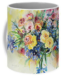 Watercolor Series 62 Coffee Mug