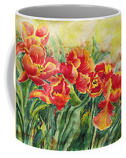 Watercolor Series No. 241 Coffee Mug