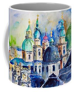 Watercolor Series No. 247 Coffee Mug