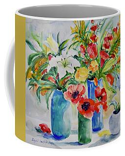 Watercolor Series No. 256 Coffee Mug