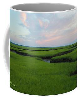 Watercolor Sunset Coffee Mug