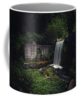 Waterfall At Paradise Springs Coffee Mug