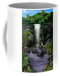 Waterfall Creek Coffee Mug