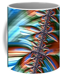 Waterfall Fractal 2 Coffee Mug