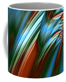 Waterfall Fractal Coffee Mug