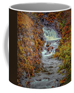 Waterfall #g8 Coffee Mug