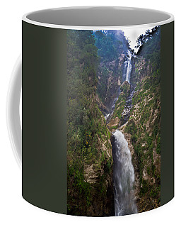 Waterfall Highlands Of Guatemala 1 Coffee Mug
