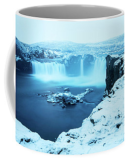 Waterfall Of The Gods Coffee Mug