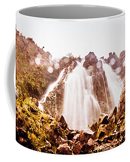 Waterfall Scenics  Coffee Mug