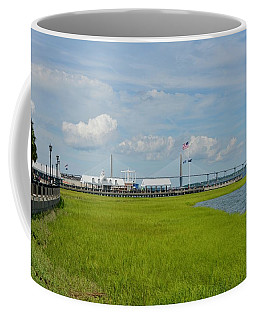 Waterfront Park Charleston Coffee Mug