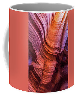 Waterholes Canyon Ribbon Candy Coffee Mug