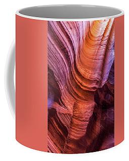 Waterholes Canyon Ribbon Candy Coffee Mug