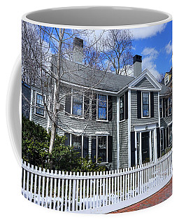 Waterhouse House In Cambridge Coffee Mug