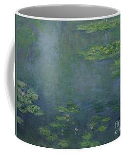 Waterlilies Coffee Mug