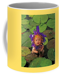 Waterlily Coffee Mugs
