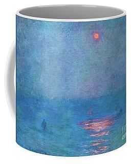 Waterloo Bridge The Sun In A Fog Coffee Mug