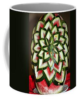 Watermelon Art Coffee Mug