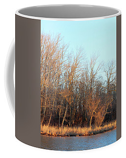 Coffee Mug featuring the photograph Waters Edge 2 by Melinda Blackman