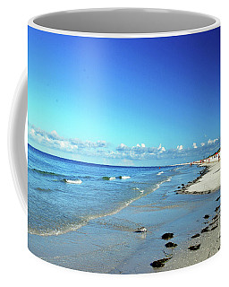 Coffee Mug featuring the photograph Water's Edge by Gary Wonning