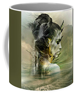 Waters Of The Whispered Sole Coffee Mug
