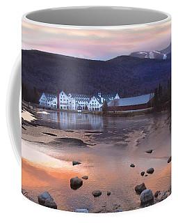 Waterville Valley Sunset Coffee Mug