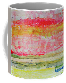 Watery Seascape Coffee Mug