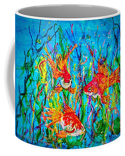 Watery Wonderland Coffee Mug