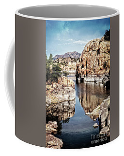 Watson Lake Cove Coffee Mug