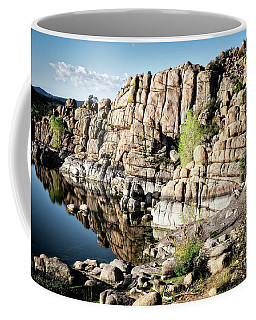 Watson Lake Reflection Coffee Mug