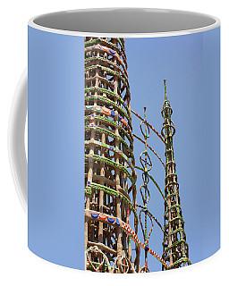 Watts Towers Coffee Mug
