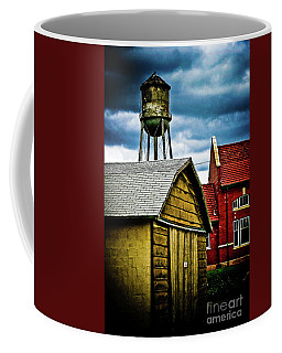 Waurika Old Buildings Coffee Mug