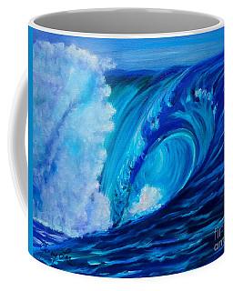Wave 11 Coffee Mug by Jenny Lee