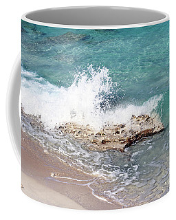 Gentle Wave In Bimini Coffee Mug