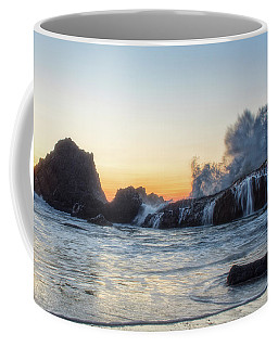 Wave Burst Coffee Mug