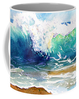 Wave Color Coffee Mug