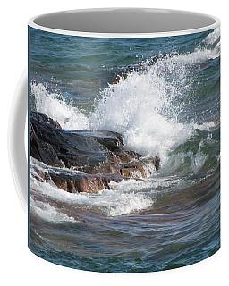 Wave Length Coffee Mug