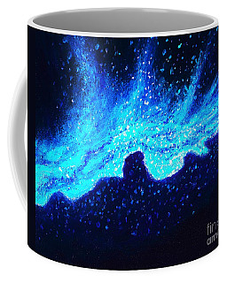 Wave Nebula Coffee Mug