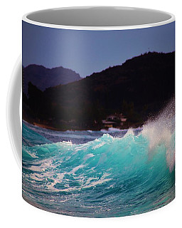 Wave Of Fantasy Coffee Mug by Craig Wood