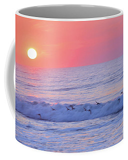 Wave Of Gratitude Nature Art Coffee Mug